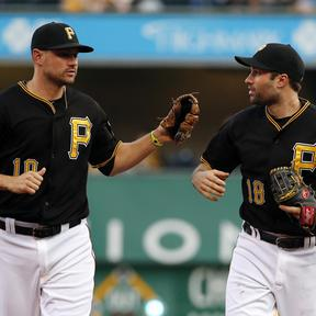 #Pirates Complete First Ever 4-5-4 Triple Play