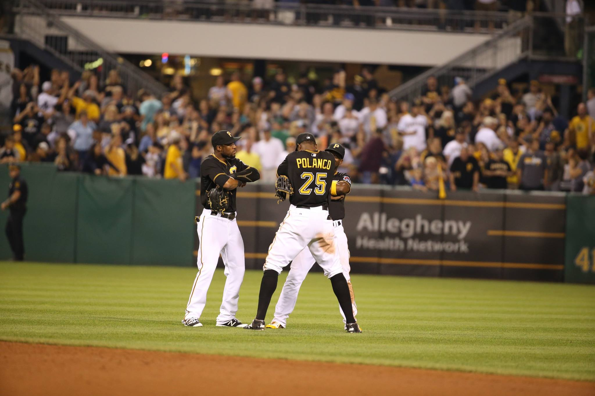 Polanco Powers Pirates Past Pesky Rockies