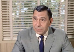 Joe Friday Speech Relevant to Our Time
